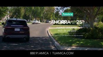 Amica Mutual Insurance Company TV Spot, 'Life Is a Journey' [Spanish] - Thumbnail 10