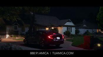 Amica Mutual Insurance Company TV Spot, 'Life Is a Journey' [Spanish] - Thumbnail 4