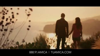 Amica Mutual Insurance Company TV Spot, 'Life Is a Journey' [Spanish]