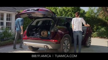Amica Mutual Insurance Company TV Spot, 'Life Is a Journey' [Spanish] - Thumbnail 8