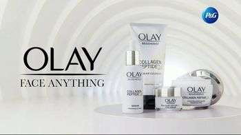 Olay Collagen Peptide 24 TV Spot, 'Not Just Hype' - Thumbnail 10