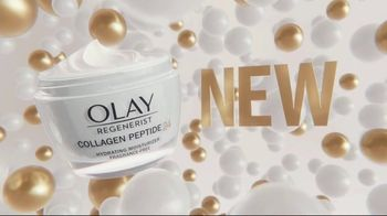 Olay Collagen Peptide 24 TV Spot, 'Not Just Hype' - Thumbnail 4