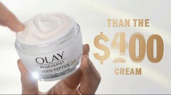 Olay Collagen Peptide 24 TV Spot, 'Not Just Hype' - Thumbnail 7