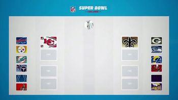 NFL Super Bowl Challenge TV Spot, 'Playoffs' [Spanish] - Thumbnail 4