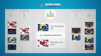 NFL Super Bowl Challenge TV Spot, 'Playoffs' [Spanish] - Thumbnail 7