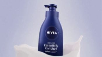 Nivea Essentially Enriched Body Lotion TV Spot, 'They Love It'