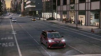2021 Toyota Sienna TV Spot, 'Bold' [T1]