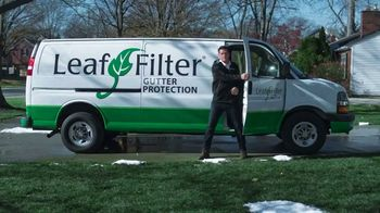LeafFilter TV Spot, 'Always Working: Free Estimate' - Thumbnail 1