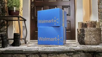 Walmart+ TV Spot, 'Delivery Boxes' Song by Laurent Dury, Vermair - Thumbnail 1