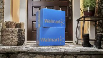 Walmart+ TV Spot, 'Delivery Boxes' Song by Laurent Dury, Vermair - Thumbnail 7