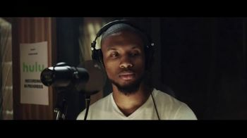 Hulu TV Spot, 'Hulu Doesn't Just Have Live Sports' Featuring Damian Lillard