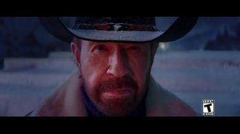 World of Tanks Holiday Ops TV Spot, 'Bang' Featuring Chuck Norris