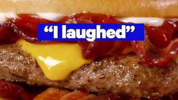 Wendy's Baconator TV Spot, 'MTV Movie & TV Awards: Tasty Takes' Featuring Terrell Grice - Thumbnail 6