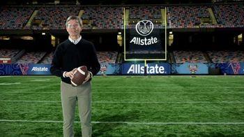 Allstate TV Spot, '2021 College Football Playoff: Sugar Bowl' - Thumbnail 10