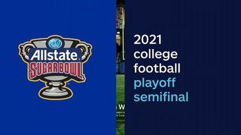Allstate TV Spot, '2021 College Football Playoff: Sugar Bowl' - Thumbnail 3