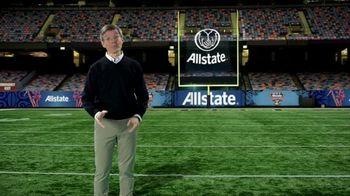 Allstate TV Spot, '2021 College Football Playoff: Sugar Bowl' - Thumbnail 5