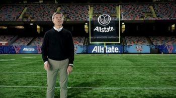 Allstate TV Spot, '2021 College Football Playoff: Sugar Bowl' - Thumbnail 8