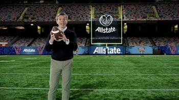 Allstate TV Spot, '2021 College Football Playoff: Sugar Bowl' - Thumbnail 9