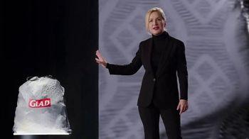 Glad ForceFlexPlus TV Spot, 'Kitchen Keynote' Featuring Angela Kinsey