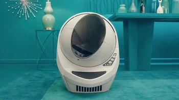 Litter-Robot TV Spot, 'Ready to Use' - Thumbnail 1