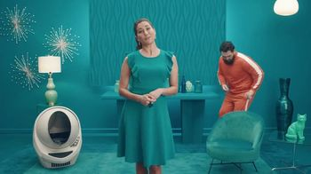 Litter-Robot TV Spot, 'Ready to Use' - Thumbnail 4