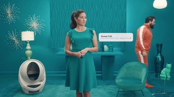 Litter-Robot TV Spot, 'Ready to Use' - Thumbnail 6