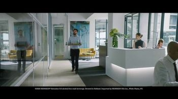 Heineken 0.0 TV Spot, 'Now You Can: Lunch at the Office' - Thumbnail 2