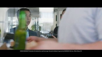 Heineken 0.0 TV Spot, 'Now You Can: Lunch at the Office' - Thumbnail 3