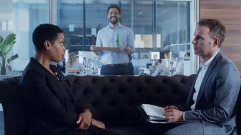 Heineken 0.0 TV Spot, 'Now You Can: Lunch at the Office'