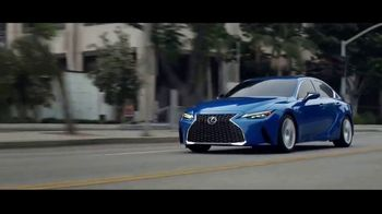 2021 Lexus IS TV Spot, 'Names' Featuring Jack Hawksworth, Song by Ebo Taylor, Jr. [T1]