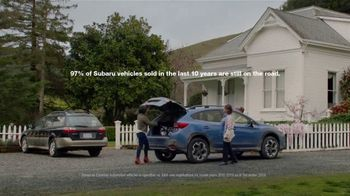 Subaru Crosstrek TV Spot, 'Girls' Trip' [T2] - 4691 commercial airings