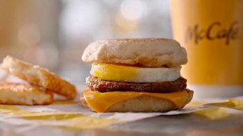 McDonald's Sausage McMuffin With Egg TV Spot, 'Ask Yourself' - Thumbnail 10