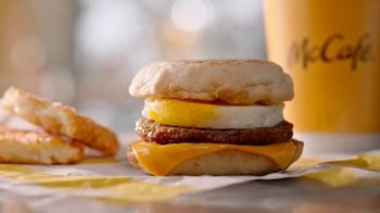 McDonald's Sausage McMuffin With Egg TV Spot, 'Ask Yourself' - Thumbnail 9