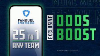 FanDuel Sportsbook TV Spot, 'Wild Card Round: Odds Boost' - Thumbnail 3
