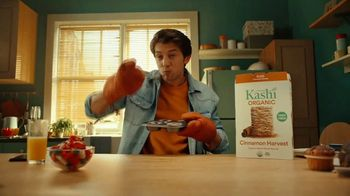 Kashi Foods Cinnamon Harvest TV Spot, 'Must There Be Hell in a Healthy Breakfast?' - Thumbnail 10