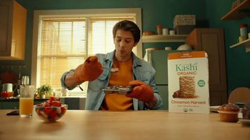 Kashi Foods Cinnamon Harvest TV Spot, 'Must There Be Hell in a Healthy Breakfast?' - Thumbnail 9