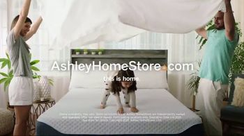 Ashley HomeStore New Years Mattress Sale TV Spot, 'Extended: 0% Interest and $300 Ashley Cash' - Thumbnail 9