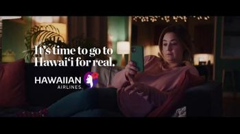 Hawaiian Airlines TV Spot, 'For Real: Beach Pics' - Thumbnail 10