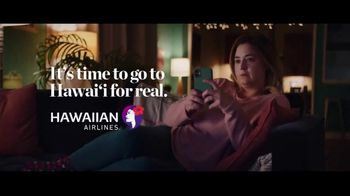 Hawaiian Airlines TV Spot, 'For Real: Beach Pics' - Thumbnail 9