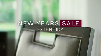 Ashley HomeStore New Years Sale TV Spot, '25% de descuento y 0% intereses: mesa y escritorio' [Spanish] - Thumbnail 2