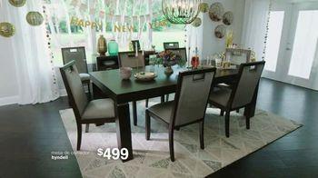 Ashley HomeStore New Years Sale TV Spot, '25% de descuento y 0% intereses: mesa y escritorio' [Spanish] - Thumbnail 3