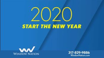 Window Nation TV Spot, 'New Year: Get Two Windows' - Thumbnail 1