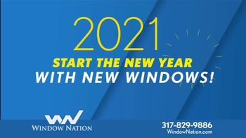 Window Nation TV Spot, 'New Year: Get Two Windows' - Thumbnail 2