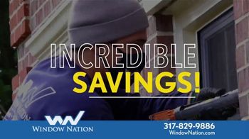 Window Nation TV Spot, 'New Year: Get Two Windows'
