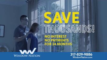 Window Nation TV Spot, 'New Year: Get Two Windows' - Thumbnail 9