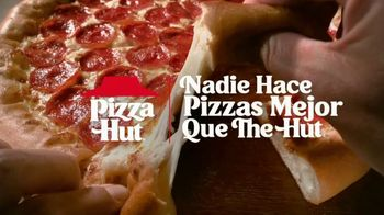 Pizza Hut Original Stuffed Crust TV Spot, 'Extra queso' [Spanish] - Thumbnail 6