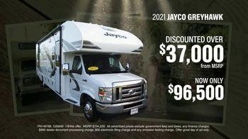 La Mesa RV TV Spot, 'Serving Generations: 2021 Jayco Greyhawk' - Thumbnail 6