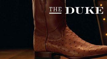 Tecovas TV Spot, 'The Duke vs. Fancy Italian Shoe' - Thumbnail 3