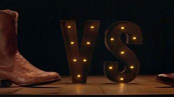 Tecovas TV Spot, 'The Duke vs. Fancy Italian Shoe' - Thumbnail 5