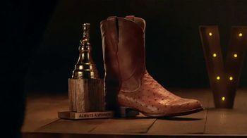 Tecovas TV Spot, 'The Duke vs. Fancy Italian Shoe' - Thumbnail 8